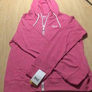 Everlast sports Women's hooded sweater